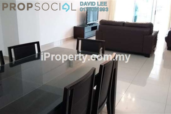 For Rent Condominium at Mas Kiara Residences, TTDI Leasehold Fully Furnished 3R/2B 2.5k