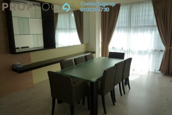 For Rent Serviced Residence at G Residence, Desa Pandan Leasehold Semi Furnished 2R/2B 2.99k