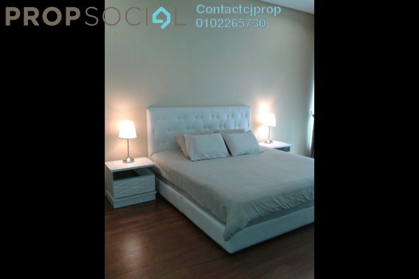 For Rent Condominium at Marc Service Residence, KLCC Freehold Semi Furnished 2R/2B 4.8k