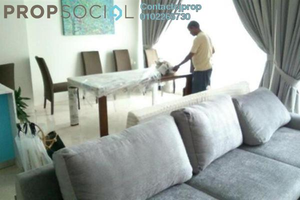 For Rent Bungalow at Twin Palms, Kemensah Freehold Semi Furnished 6R/6B 13k