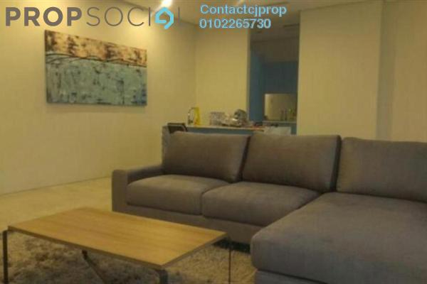 For Rent Serviced Residence at Icon Residenz, Petaling Jaya Leasehold Semi Furnished 3R/2B 4.8k