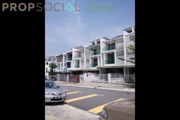For Sale Superlink at Kinrara Residence, Bandar Kinrara Leasehold Unfurnished 6R/6B 1.2m