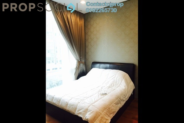 For Rent Serviced Residence at Casa Tiara, Subang Jaya Freehold Semi Furnished 3R/2B 2.5k