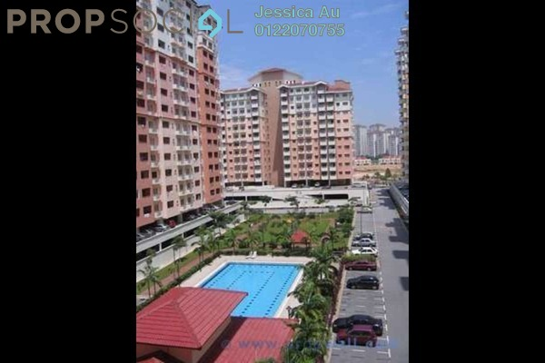 For Sale Apartment at Jalil Damai, Bukit Jalil Freehold Unfurnished 3R/2B 470k