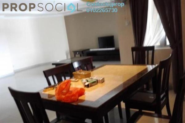 For Rent Apartment at Bougainvilla, Bukit Bintang Freehold Semi Furnished 3R/2B 1.4k