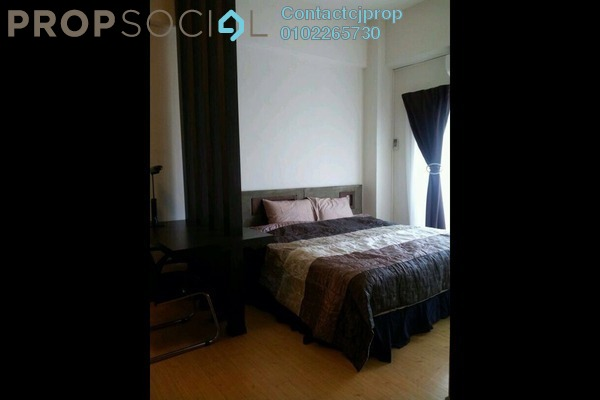 For Rent Condominium at Park View, KLCC Freehold Semi Furnished 2R/2B 4k
