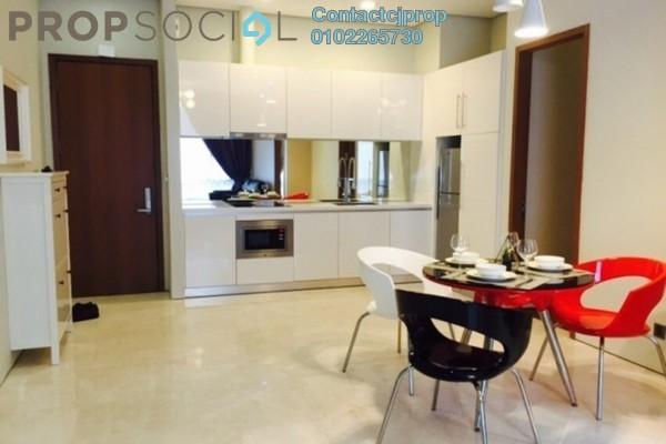 For Rent Condominium at 3 Residen, Melawati Freehold Semi Furnished 4R/3B 2.8k