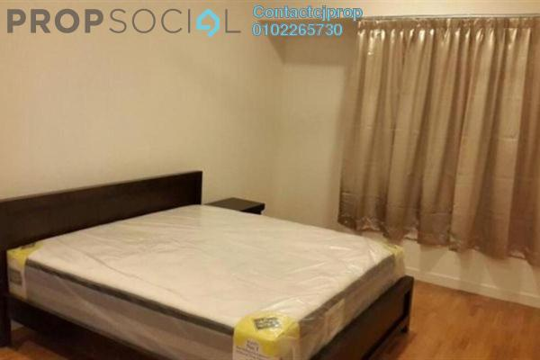 For Rent Condominium at Villa Scott, Brickfields Freehold Semi Furnished 4R/3B 3.45k