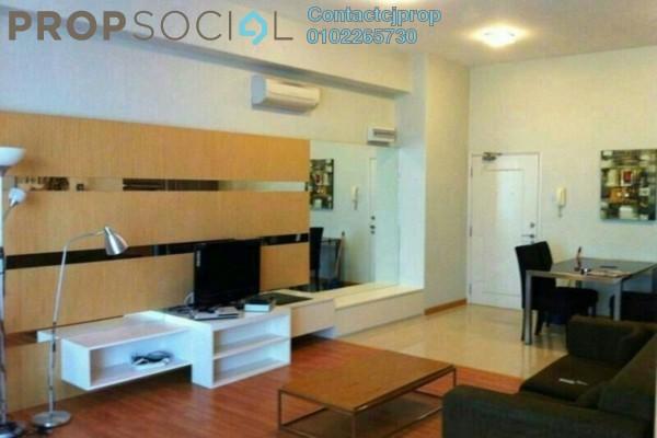 For Rent Condominium at Embassyview, Ampang Hilir Leasehold Semi Furnished 3R/3B 4k