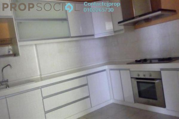 For Rent Condominium at Idaman Residence, KLCC Freehold Semi Furnished 3R/3B 4.78k