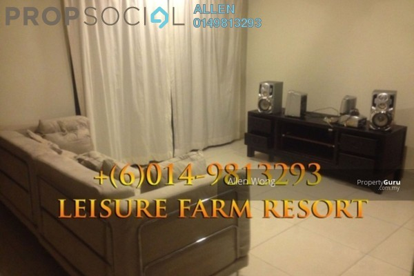 For Rent Terrace at Leisure Commerce Square, Bandar Sunway Leasehold Semi Furnished 3R/3B 2.5k