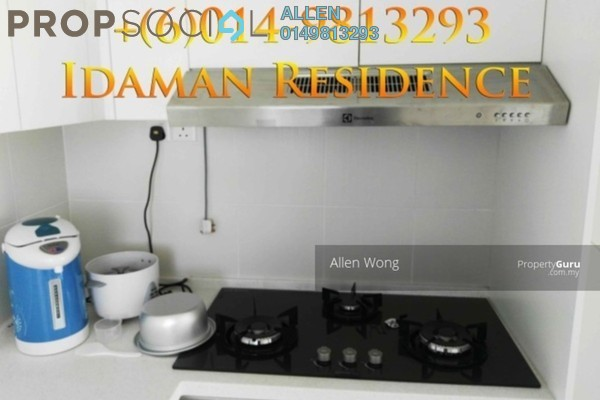 For Sale Apartment at Idaman Residence, KLCC Freehold Unfurnished 3R/3B 550k