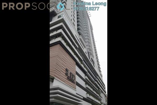 For Rent Condominium at Lido Residency, Bandar Sri Permaisuri Leasehold Semi Furnished 2R/1B 1.5k