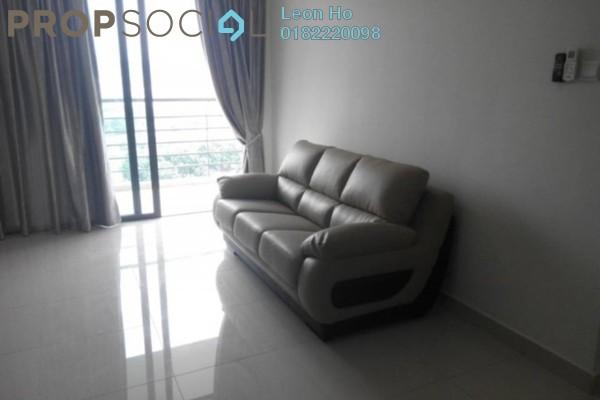 For Sale Serviced Residence at Senza Residence, Bandar Sunway Leasehold Fully Furnished 3R/2B 750k