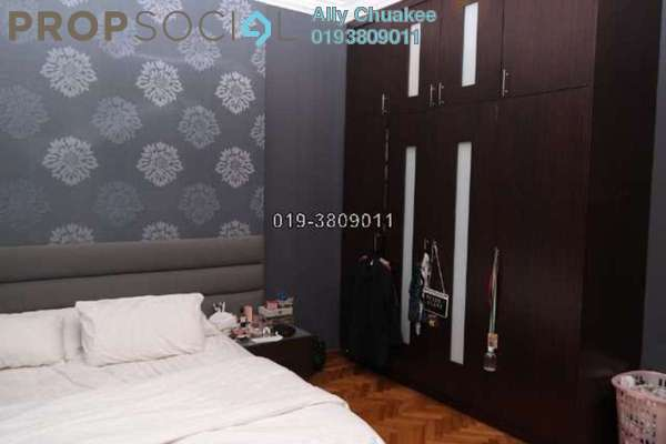 For Sale Condominium at Endah Ria, Sri Petaling Leasehold Fully Furnished 4R/4B 1.2m
