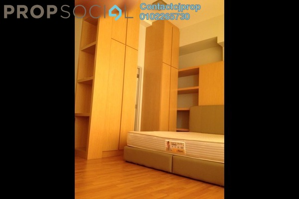 For Rent Condominium at Park View, KLCC Freehold Semi Furnished 1R/1B 2.8k
