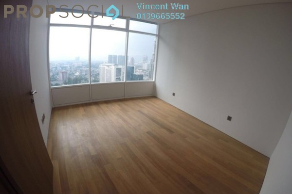 For Sale Serviced Residence at Vortex Suites & Residences, KLCC Freehold Semi Furnished 3R/2B 1.3m