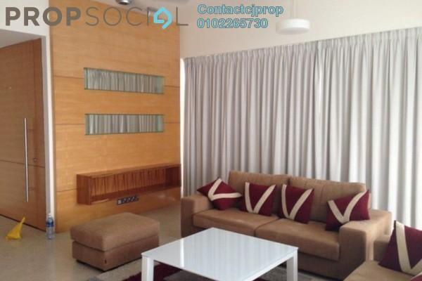 For Rent Condominium at Bukit Pandan 2, Pandan Perdana Freehold Semi Furnished 3R/2B 1.3k