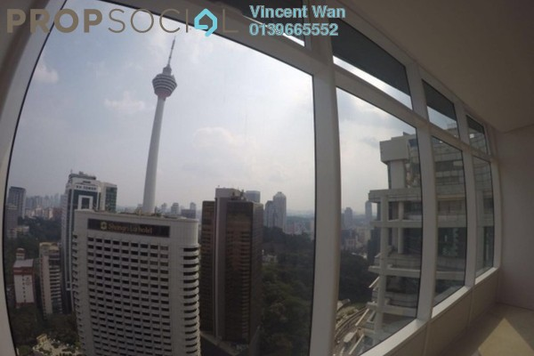 For Sale Serviced Residence at Vortex Suites & Residences, KLCC Freehold Semi Furnished 3R/2B 1.04m