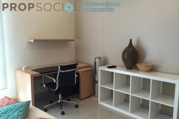 For Rent Condominium at Idaman Residence, KLCC Freehold Semi Furnished 2R/3B 4.5k