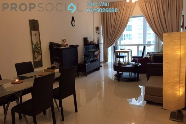 For Sale Condominium at Suasana Sentral Loft, KL Sentral Freehold Fully Furnished 3R/2B 1.75m