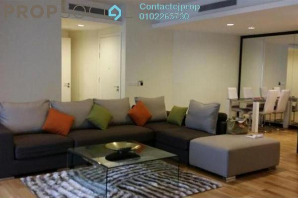 For Rent Condominium at Kondominium 8, Ampang Hilir Freehold Semi Furnished 3R/2B 2.9k