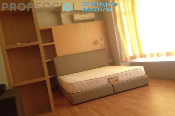For Rent Condominium at Changkat View, Dutamas Freehold Semi Furnished 3R/2B 1.8k