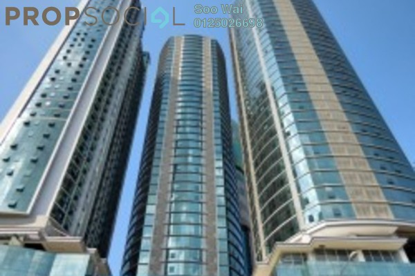 For Sale Office at The Vertical, Bangsar South Leasehold Unfurnished 0R/0B 834k