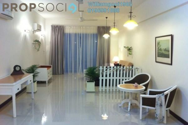 For Rent Condominium at BayStar, Bayan Indah Freehold Semi Furnished 3R/3B 4.1k