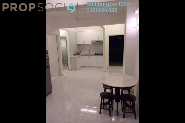 For Rent Condominium at BJ Court, Bukit Jambul Freehold Semi Furnished 3R/2B 1.1k