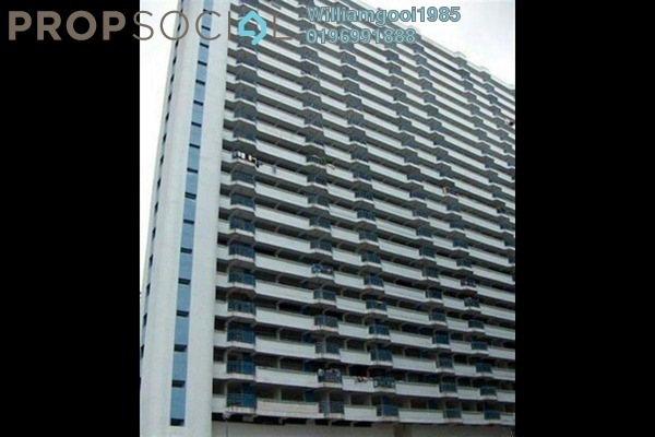 For Rent Serviced Residence at Taman Hui Aun, Air Itam Freehold Semi Furnished 3R/2B 500translationmissing:en.pricing.unit