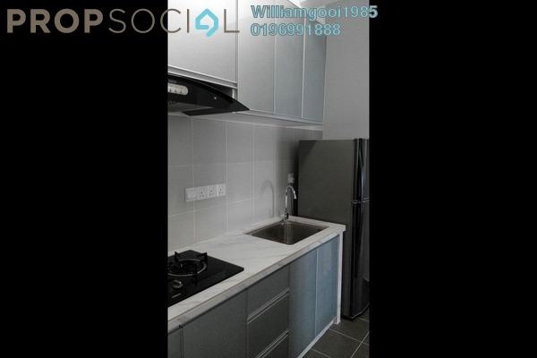 For Rent Condominium at Arena Residence, Bayan Baru Freehold Semi Furnished 3R/2B 2.1k
