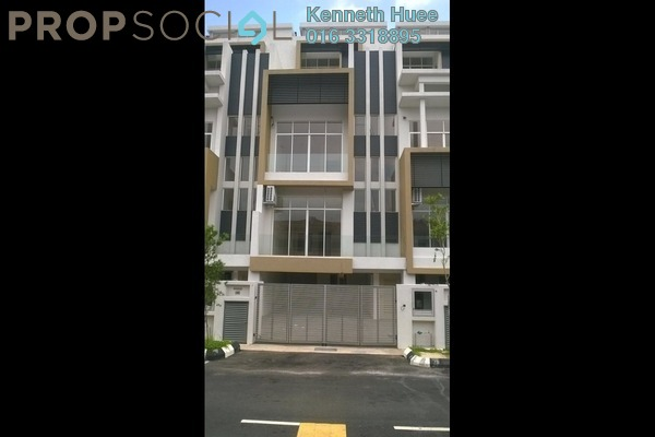 For Sale Terrace at Happy Garden, Old Klang Road Freehold Semi Furnished 6R/5B 2.1m