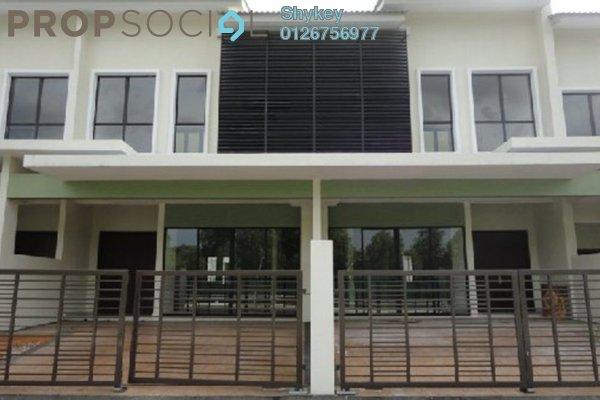 For Rent Terrace at Puteri 6, Bandar Puteri Puchong Freehold Semi Furnished 5R/5B 2.5k