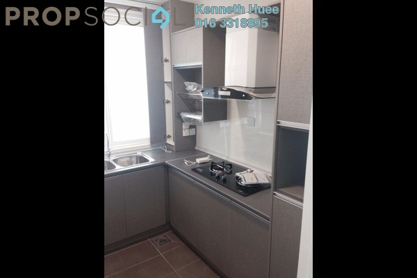 For Rent Serviced Residence at Glomac Damansara, TTDI Freehold Semi Furnished 3R/3B 3.8k