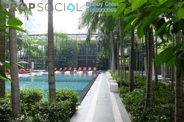 For Sale Condominium at St Mary Residences, KLCC Freehold Fully Furnished 2R/2B 1.87m