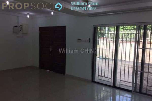 For Sale Terrace at Happy Garden, Old Klang Road Freehold Semi Furnished 3R/3B 1.03m
