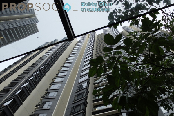 For Sale Condominium at St Mary Residences, KLCC Freehold Semi Furnished 4R/4B 2.92m