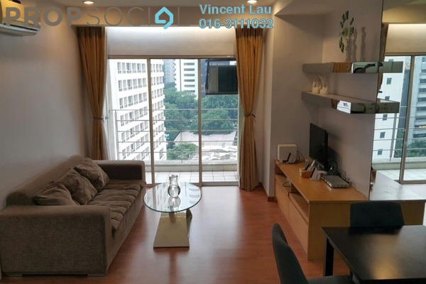 For Rent Serviced Residence at Park View, KLCC Freehold Fully Furnished 1R/1B 2.3k