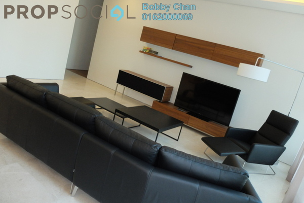 For Rent Condominium at Quadro Residences, KLCC Freehold Fully Furnished 4R/3B 13k