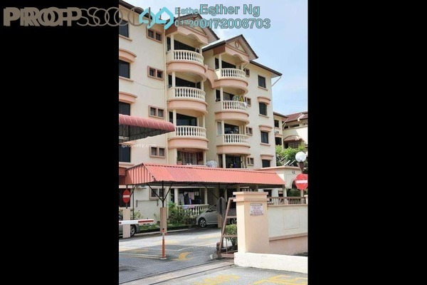 For Rent Condominium at Springfield, Sungai Ara Freehold Semi Furnished 3R/2B 1.2k