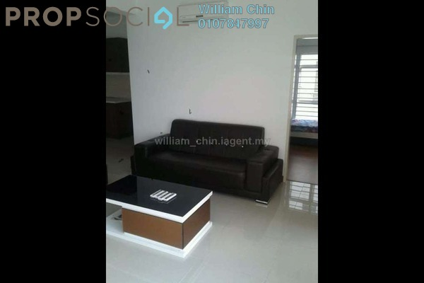 For Sale Condominium at 1 Desa Residence, Taman Desa Freehold Semi Furnished 3R/3B 650k