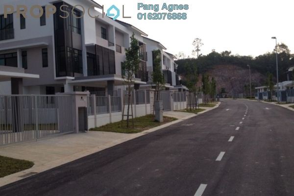 For Sale Semi-Detached at Nusa Idaman, Iskandar Puteri (Nusajaya) Freehold Semi Furnished 4R/5B 1.32m