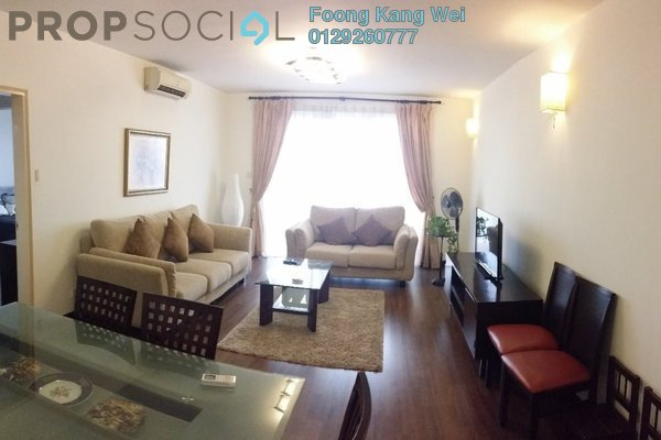 For Sale Condominium at Mont Kiara Bayu, Mont Kiara Freehold Fully Furnished 2R/2B 730k