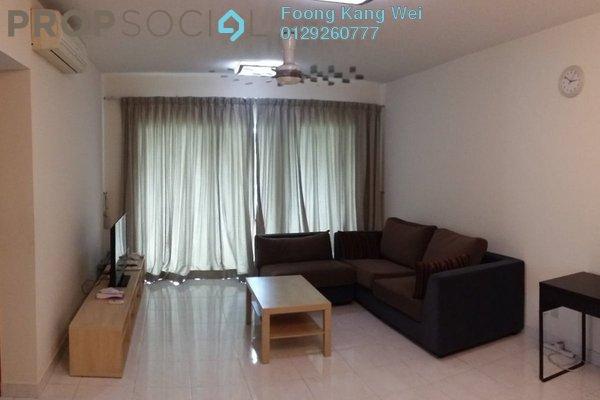 For Sale Condominium at Kiara Designer Suites, Mont Kiara Freehold Fully Furnished 3R/2B 790k