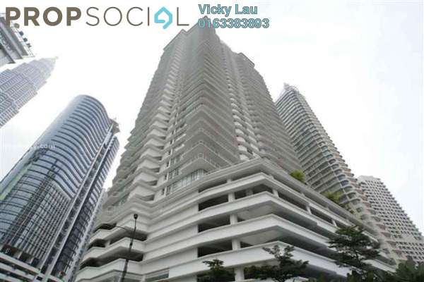 For Sale Condominium at Idaman Residence, KLCC Freehold Unfurnished 2R/2B 1.3m