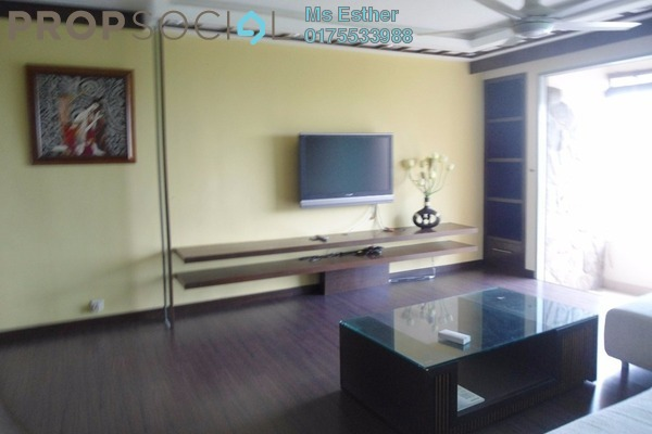 For Rent Condominium at Miami Green, Batu Ferringhi Freehold Fully Furnished 3R/2B 2.0千