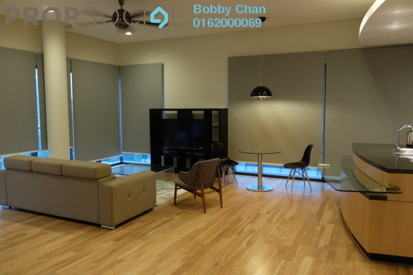 For Rent Condominium at St Mary Residences, KLCC Freehold Fully Furnished 1R/1B 5.5k