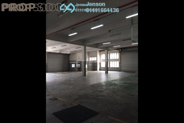 For Rent Factory at Temasya Industrial Park, Temasya Glenmarie Freehold Unfurnished 0R/0B 36k