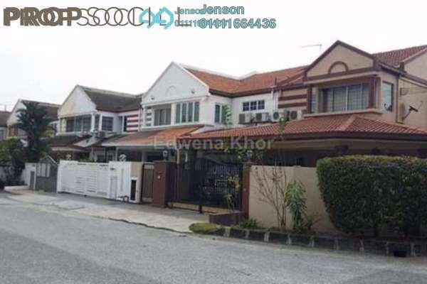 For Rent Terrace at PJS 9, Bandar Sunway Leasehold Fully Furnished 7R/3B 3.5k